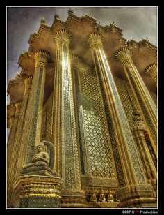 Wat Phra Kaeo @ Bangkok (Thailand)