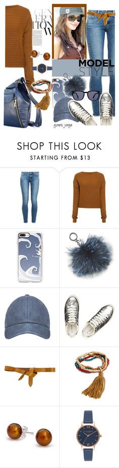 """Odette Annable"" by goreti ❤ liked on Polyvore featuring Odette, Paige Denim, TIBI, Casetify, Michael Kors, Vianel, Dorothy Perkins, Isabel Marant, Red Camel and Bling Jewelry"