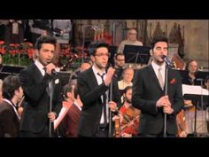 ▶ IL VOLO-preview of 2013 Assisi concert - YouTube, December 2013, 4.31 minutes ♥♫♪♥