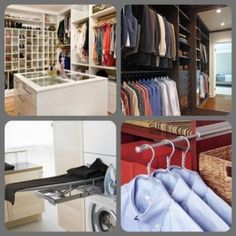 Accessories - Hooks and other items that are must haves for that dream space.  - California Closets DFW Blog