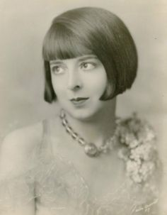 Silent film star and flapper Colleen Moore, 1929