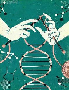 Image via We Heart It https://weheartit.com/entry/122689607/via/26167210 #medicine #medicina #ciencia #genetica