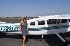 Boarding the plane to see the Nazca lines.  #nazca #peru #airplane #nazcalines