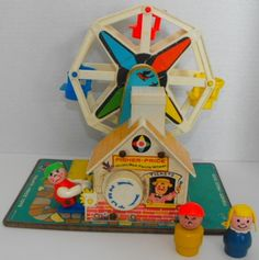 Oddly enough, the place where I got my haircut as a kid had this and I remember playing with it every time I went in for a trim :)