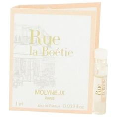 Rue La Boetie by Molyneux Vial (Sample) .03 oz (Women)  #hotdeals #shopsmart #VanityFragrance