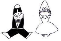 Diseños de invitaciones de boda divertidas :: Tarjetas de invitación para bodas de estilo humorístico Wedding Cards, Wedding Invitations, Special Events, Marie, Decoupage, Minnie Mouse, Snoopy, Halloween, Disney Characters