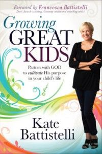Great book with tips on growing great kids! My review!