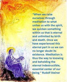 Rudolf Steiner quotes