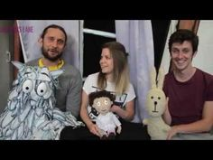 Behind the scenes with 'Emily Brown and the Thing'. Video created by the wonderful Jacksons Lane staff.