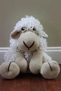Crochet Lamb Pattern - Bing Images