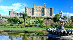 medieval castles in scotland   Visiting Scotland's best castles - Culzean Castle