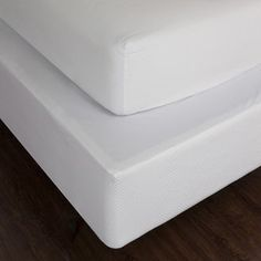 Shop for LC Classics 100 Cotton Matelasse Box Spring Cover. Get free shipping at Overstock.com - Your Online Mattress Pads