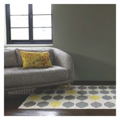 Curvy and feminine, the Colby black and white Italian woven fabric 2 seater sofa has a padded, wrap around backrest and feather-topped seat cushions. Buy now at Habitat UK. Cheap Carpet Runners, Grey Fabric, Woven Fabric, Best Carpet, Carpet Styles, 2 Seater Sofa, Velvet Cushions, Grey Carpet, How To Clean Carpet