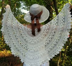 Ravelry: Lady Mary's Lace pattern by Michele DuNaier