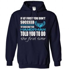 Awesome Shirt For Handyman - #gift ideas #gift bags. LIMITED AVAILABILITY => https://www.sunfrog.com/LifeStyle/Awesome-Shirt-For-Handyman-7874-NavyBlue-Hoodie.html?68278