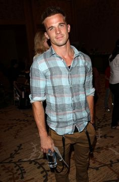 Hottie of the Day - Cam Gigandet