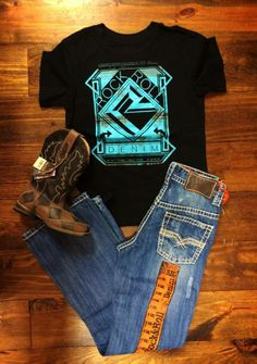 Little boys outfit for any day of the week :) Call our store today for yours 620.796.2355