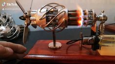 Mechanical Engineering Design, Mechanical Design, Jet Engine, Steam Engine, Motor A Vapor, Memento Mori Art, Electronics Mini Projects, Stirling Engine, Generators For Sale