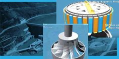How a hydro generator works
