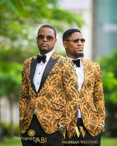 Our #MCM are these dapper models @djxclusive83 @joemavrick, during our styled…