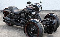 Scorpion V-Rod Reverse Trike - Motorcycle.com News