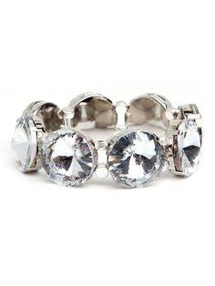 I LOVE a stretchy bracelet!!