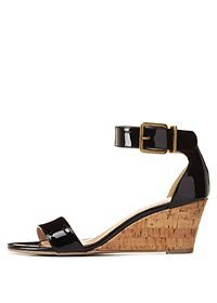 Wedge Sandals and Pumps: Charlotte Russe