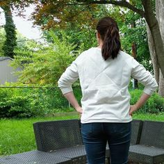 "#memademay day 6, aka ""necessity is the mother of invention"" really, really wanted to make a @grainlinestudio #lindensweatshirt with this fleece, but only has scraps left. #mmmay17 #grainlinestudiolindensweatshirt,grainlinestudio,mmmay17,memademayerich005"