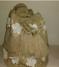 Boho Bags, Hand Crochet, Hand Bags, Bag Making, Elsa, Tassels, Clothes For Women, Knitting, How To Make