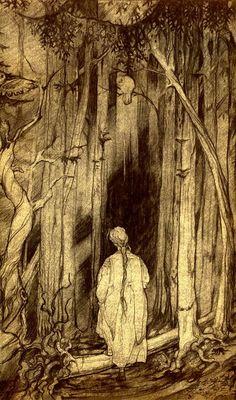 Forest Rogers, Vasil