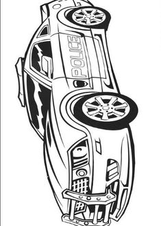 transformers coloring books often include police car picture like this but i dont - Transformers Coloring Book