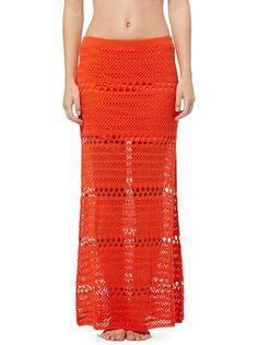 roxy, Solimar Sun Skirt, Spicy Orange-6 (nnz6)