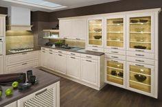 obývačka Tirol - kuchyňa Katy - Decodom Kitchen Cabinets, House, Inspiration, Home Decor, Biblical Inspiration, Decoration Home, Home, Room Decor, Cabinets