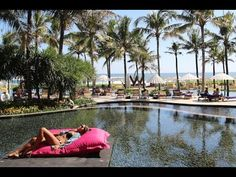 W Hotel Bali - Explore W Retreat & Spa Bali Seminyak - YouTube
