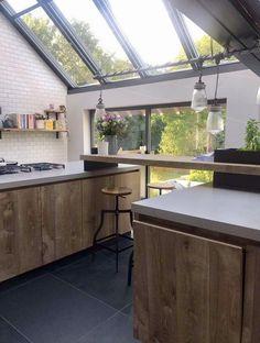 Bildergebnis für zalfie house - Home Decor Home Interior, Kitchen Interior, Interior Design, Kitchen Dinning, Kitchen Decor, Kitchen Lamps, Design Kitchen, Kitchen Lighting, Dining Room