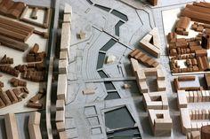 Providing spatial niche: #Marseille #Urban Design #Architecture