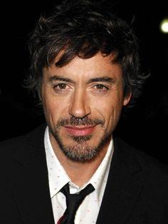 Scruffy Robert Downey Jr.