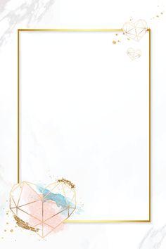 Framed Wallpaper, Flower Background Wallpaper, Cute Wallpaper Backgrounds, Flower Backgrounds, Background Patterns, Heart Background, Pink Glitter Background, Iphone Wallpapers, Instagram Frame Template