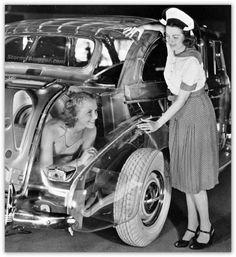 Ghost Car — A 1939 Plexiglas Pontiac Deluxe Six