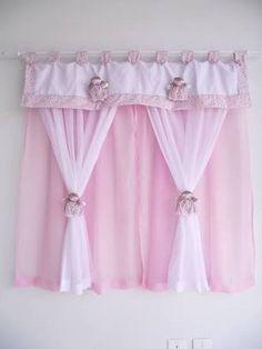 Risultati immagini per passo a passo cortina para quarto de bebe