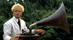 Fitzcarraldo by Werner Herzog is a potent movie of sheer determination and adventure, starring Klaus Kinski Love Movie, I Movie, New Rock Music, Werner Herzog, Sense Of Sight, Still Picture, Film Institute, Independent Music, Comics