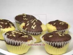 Desert Recipes, Cheesecake, Deserts, Food And Drink, Cupcakes, Sweets, Cooking, Breakfast, Hampers