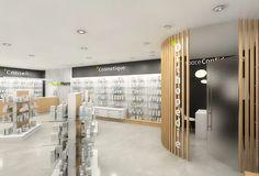 Groupe OFYCE Agencement pharmacie optique santé FRANCE | PHARMACIE