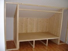 Why Choose a Bunk Bed for Your Youngster? – Bunk Beds for Kids Alcove Bed, Attic Bed, Attic Renovation, Bunk Beds Small Room, Bed, Loft Room, Home Decor, Room, Bed Nook