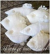 Linen and Lace fish softies