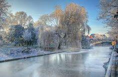 Leiden in Winter