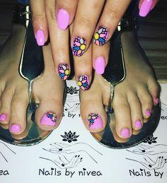 Gel polish nails designs by nailsbynivea