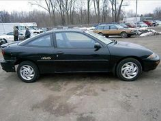 1999 Chevrolet Cavalier Rally Sport sports coupe — $1495