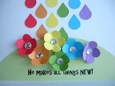 He Makes All Things New!