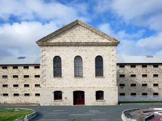 Built by convicts, Fremantle Prison was a place of incarceration from 1851 until Today it's the top tourist attraction in Fremantle, Western Australia. Western Australia, Perth, Prison, Attraction, Louvre, Mansions, House Styles, Building, Places